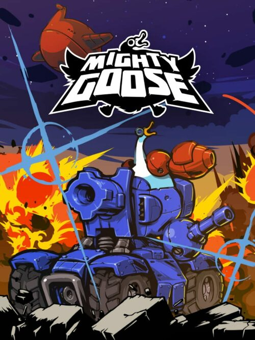 Cover for Mighty Goose.