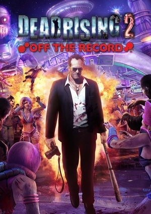 Cover for Dead Rising 2: Off the Record.