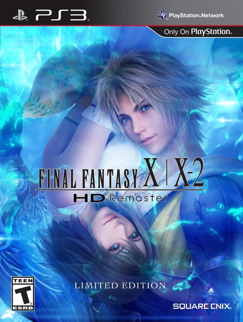 Cover for Final Fantasy X/X-2 HD Remaster.