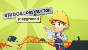 Cover for Bridge Constructor Playground.