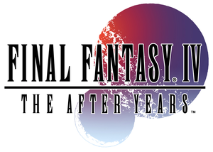 Cover for Final Fantasy IV: The After Years.