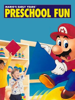Cover for Mario's Early Years! Preschool Fun.