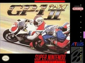 Cover for GP-1: Part II.