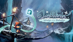 Cover for LostWinds 2: Winter of the Melodias.