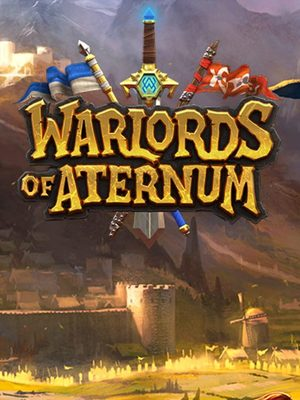Cover for Warlords of Aternum.