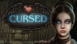 Cover for Cursed.