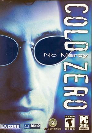 Cover for Cold Zero: No Mercy.