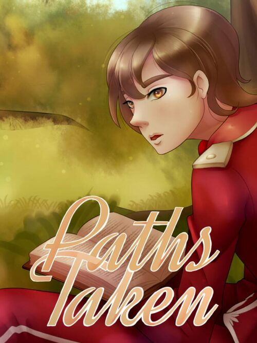 Cover for Paths Taken.