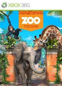 Cover for Zoo Tycoon.