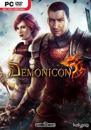 Cover for The Dark Eye: Demonicon.