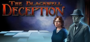 Cover for Blackwell Deception.