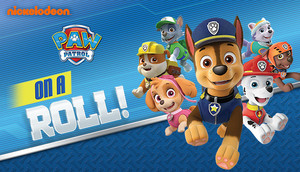 Cover for PAW Patrol: On a Roll.