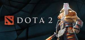 Cover for Dota 2.