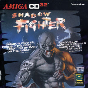 Cover for Shadow Fighter.
