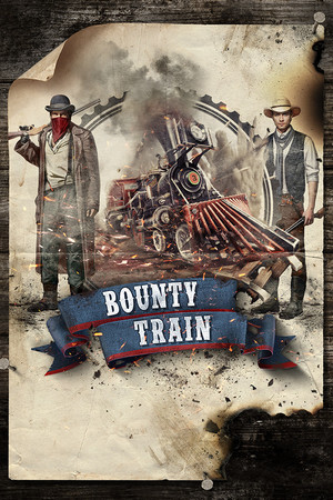 Cover for Bounty Train.