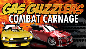 Cover for Gas Guzzlers: Combat Carnage.