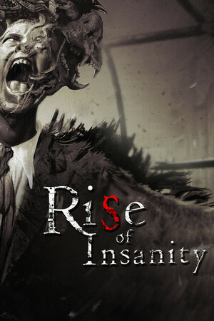 Cover for Rise of Insanity.