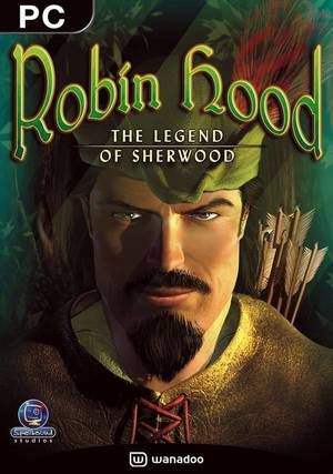 Cover for Robin Hood: The Legend of Sherwood.