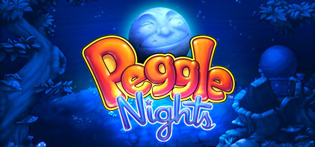 Cover for Peggle Nights.