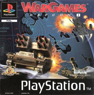 Cover for WarGames: Defcon 1.