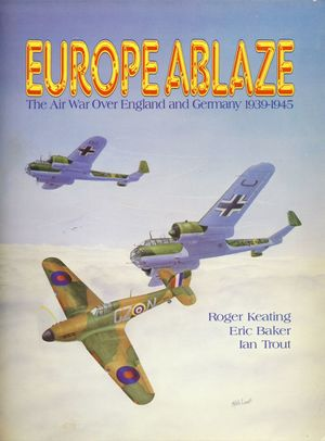 Cover for Europe Ablaze.