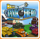 Cover for Brave Tank Hero.
