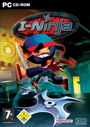 Cover for I-Ninja.