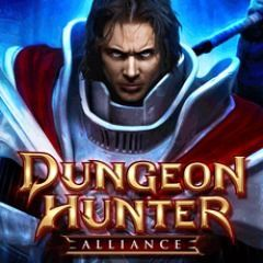 Cover for Dungeon Hunter: Alliance.