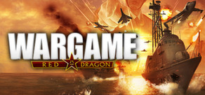 Cover for Wargame: Red Dragon.