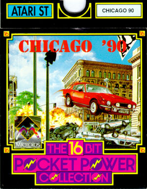 Cover for Chicago 90.