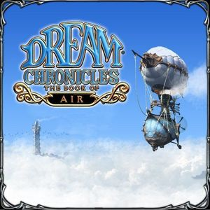 Cover for Dream Chronicles: The Book of Air.