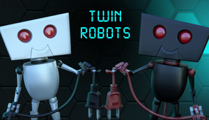 Cover for Twin Robots.