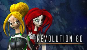 Cover for Revolution 60.