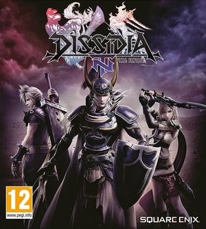 Cover for Dissidia Final Fantasy NT.