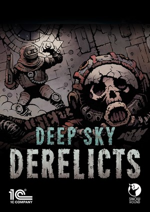 Cover for Deep Sky Derelicts.