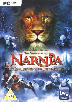Cover for The Chronicles of Narnia: The Lion, the Witch and the Wardrobe.