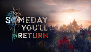 Cover for Someday You'll Return.