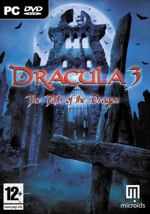 Cover for Dracula 3: The Path of the Dragon.