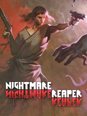 Cover for Nightmare Reaper.