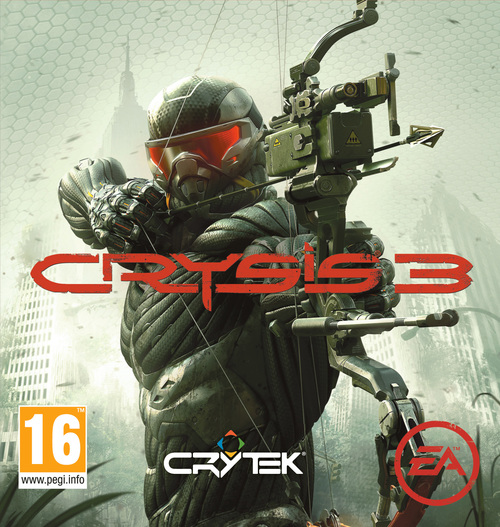Cover for Crysis 3.