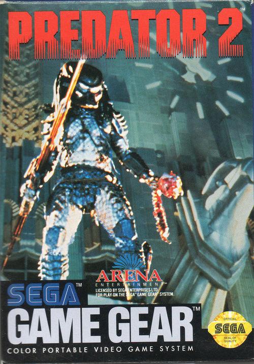 Cover for Predator 2.