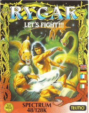 Cover for Rygar.