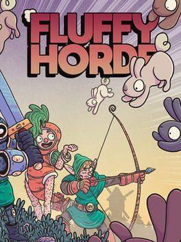 Cover for Fluffy Horde.