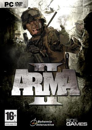 Cover for ARMA 2.