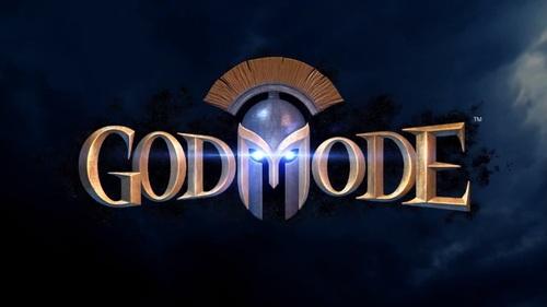 Cover for God Mode.