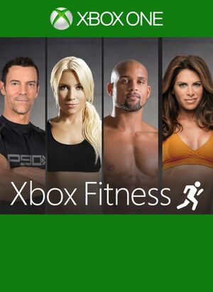 Cover for Xbox Fitness.