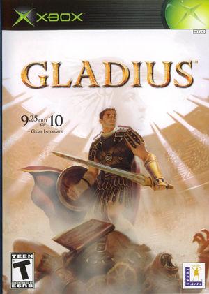 Cover for Gladius.