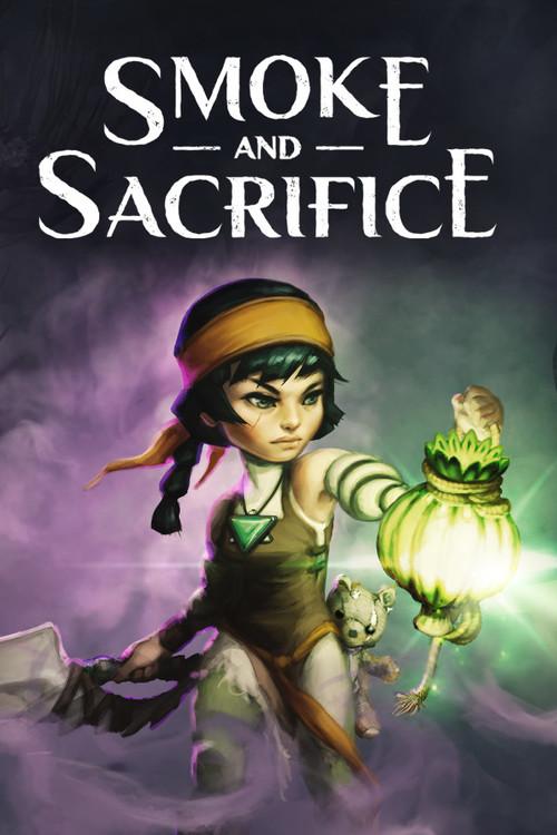Cover for Smoke and Sacrifice.