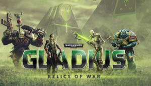 Cover for Warhammer 40,000: Gladius - Relics of War.