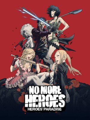 Cover for No More Heroes: Heroes' Paradise.